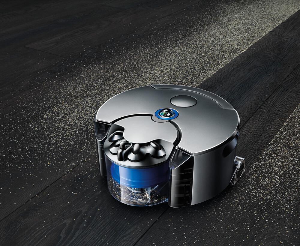 Dyson 360 Eye™ ロボット掃除機