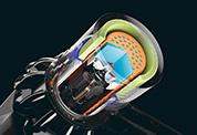 音響工学に基づいた静音設計