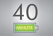 Dyson V8コードレスクリーナー - 最長40分の運転時間