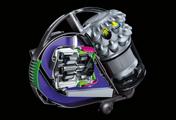 ダイソン Dyson Ball Motorhead+ キャニスター型掃除機。 音響工学。 製品全体の運転音を低減し、音質も改善