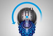 ダイソン ボール フラフィ キャニスター型掃除機 - 最新のBall™テクノロジー