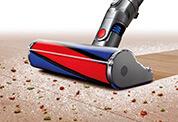 ダイソン ボール フラフィ キャニスター型掃除機 - ソフトローラークリーナー