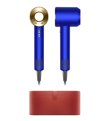 Dyson Supersonic Blue Gold