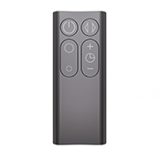 Iron coloured remote control for Dyson Cool™ fans