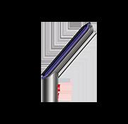 カーボンファイバーソフトブラシ - きめ細かいカーボンファイバーブラシを搭載し、再設計されたツールでより多くのゴミを取り除きます。