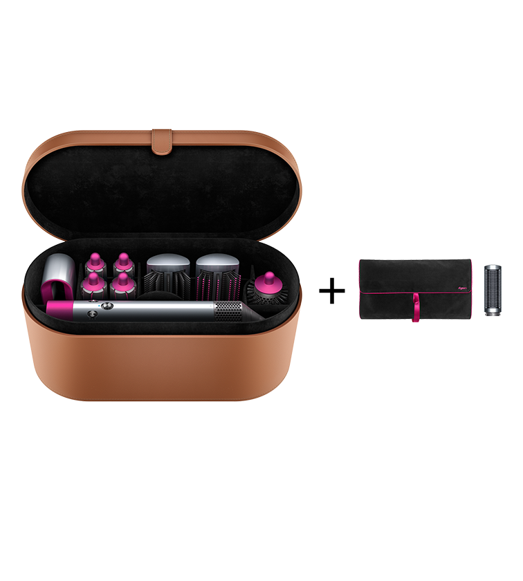 Dyson Airwrap Complete styling set.